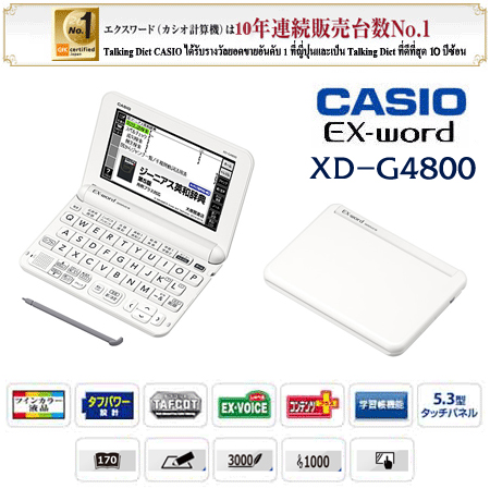 show-XDG4800-WH