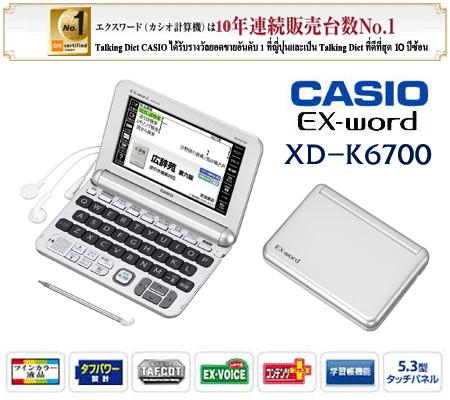 show-XDK6700-SR