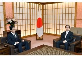 ญี่ปุ่นเรียกทูตปักกิ่งเข้าพบรอบสอง ย้ำรับไม่ได้ถูกเรือรุกล้ำน่านน้ำไม่หยุด