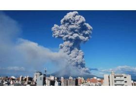 เตรียมแผนอพยพ! เตือนภูเขาไฟญี่ปุ่น ซากุระจิมะ จะระเบิดใหญ่ ใน30ปีนี้