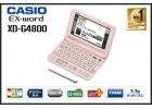 Talking Dict CASIO XD-G4800 สีชมพู