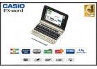 Talking Dict CASIO XD-Z6500สีทอง
