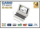 Talking Dict CASIO XD-K6700 สีทอง