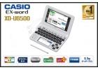 Talking Dict CASIO XD-U6500 สีขาว