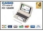 Talking Dict CASIO XD-U6600 สีทอง